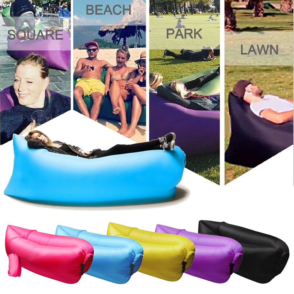 Fast Inflatable Air Couch Bargainerconz : Outdoor Fast Inflatable Bed Air Sleep Sofa Lounge Outdoor Couch Furniture Sleeping Inflatable Lounger Air Bag Hangout Bean Bag Camping Beach from www.bargainer.co.nz size 1000 x 1000 jpeg 175kB