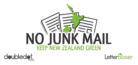 Free No Junkmail sticker