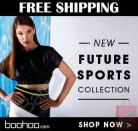 Boohoo – FREE Shipping Coupon