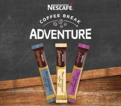 Review – Nescafe Cappuccino and Latte or Mocha Sachets