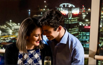 Sky Tower Date Night Package